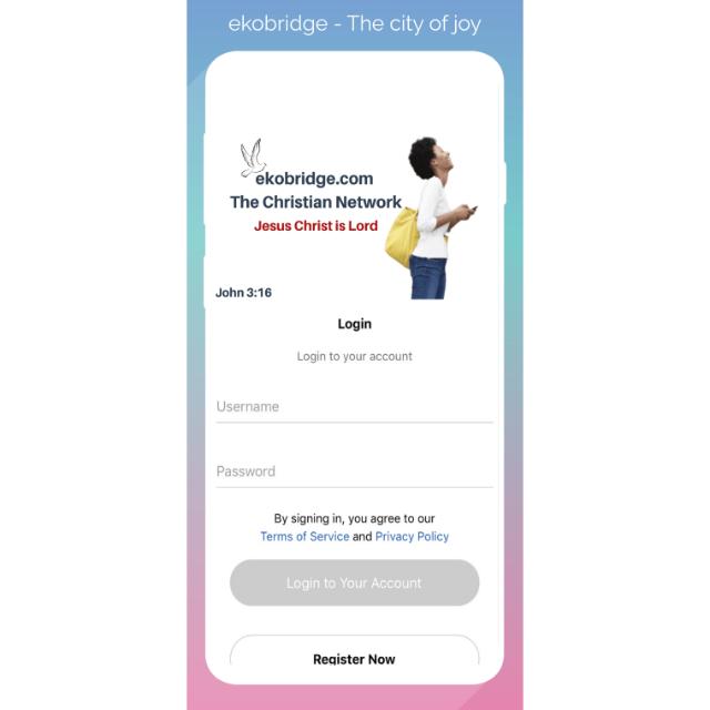Ekobridge mobile apps now available!