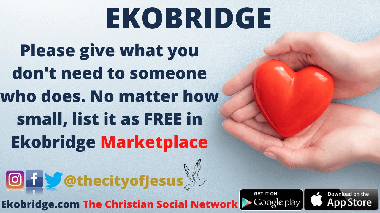 Ekobridge Acts of kindness 1280