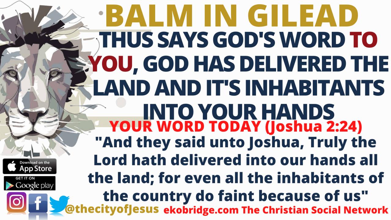 Joshua 224 BALM IN GILEAD 1920 x 1080