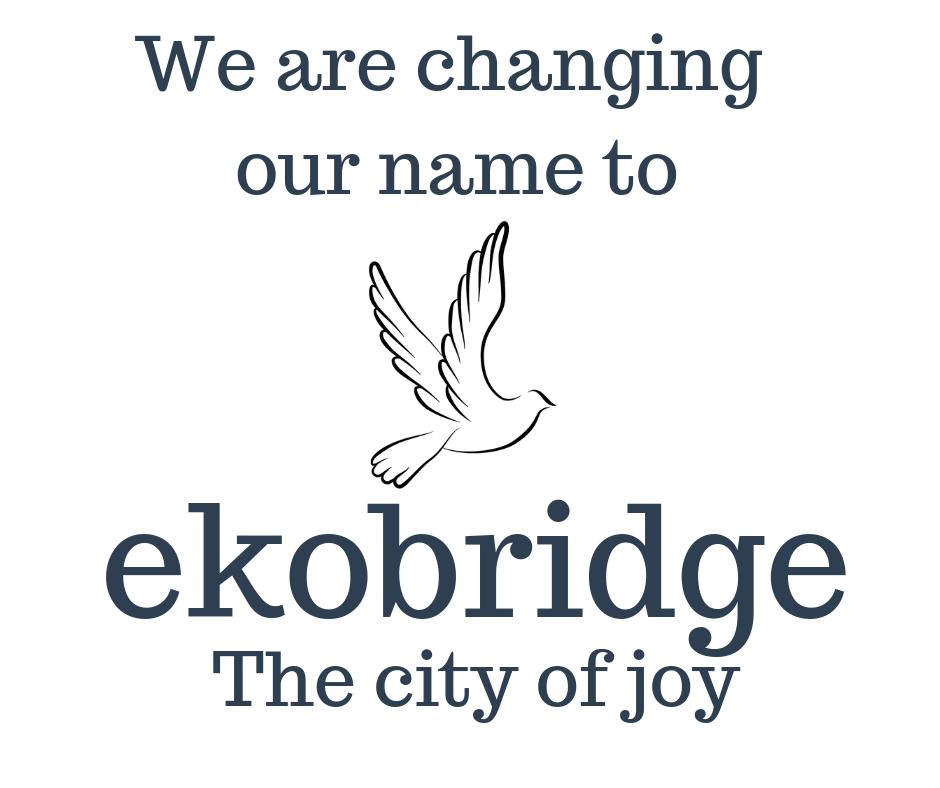 Name change to ekobridge