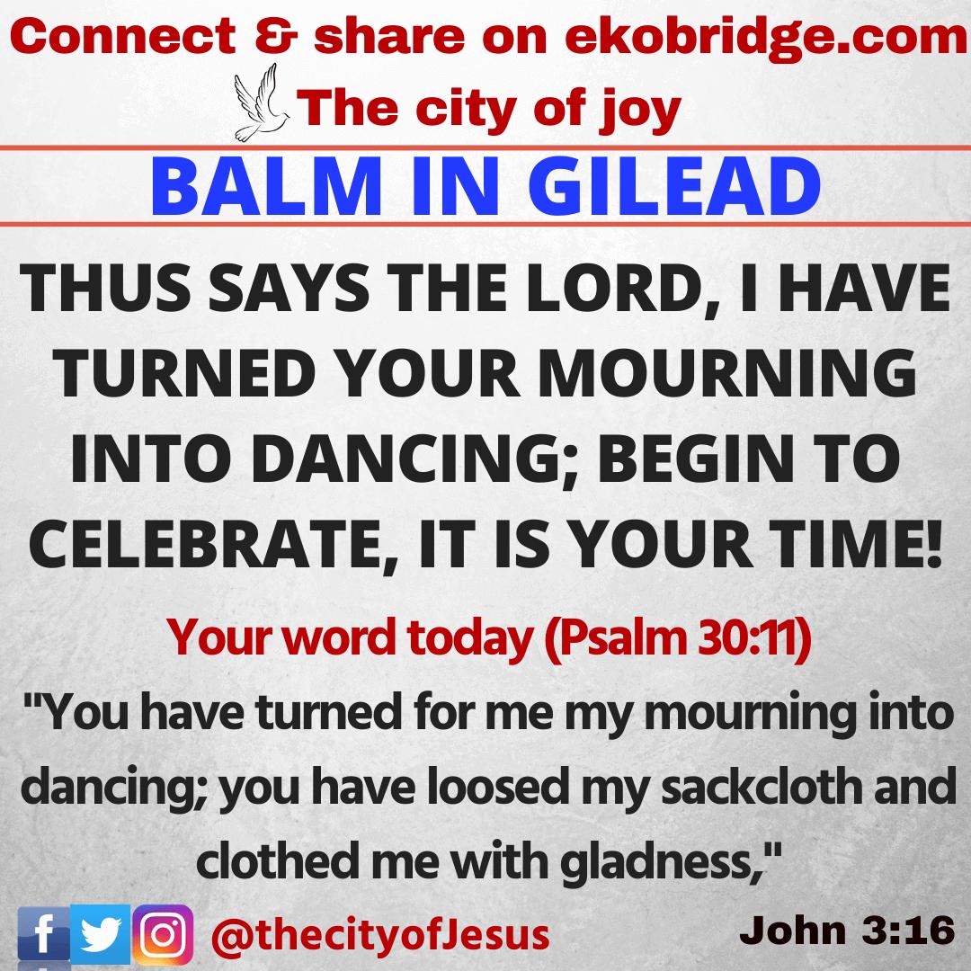 Psalm 30_11