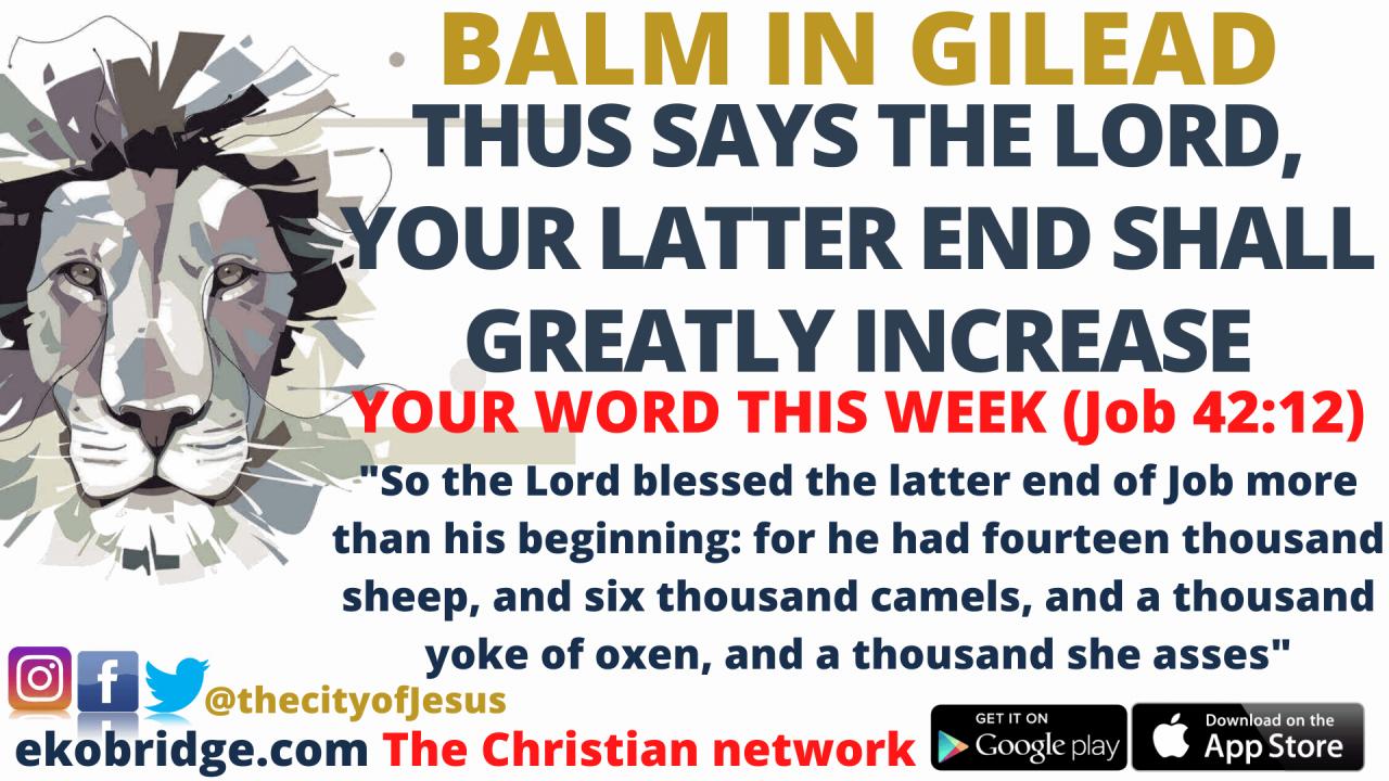 Job 42_12 - BALM IN GILEAD 1920 x 1080