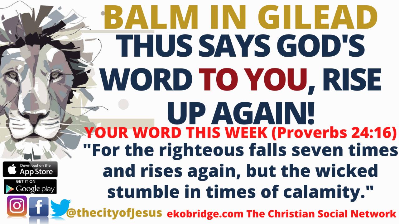Proverbs 2416 BALM IN GILEAD 1920 x 1080
